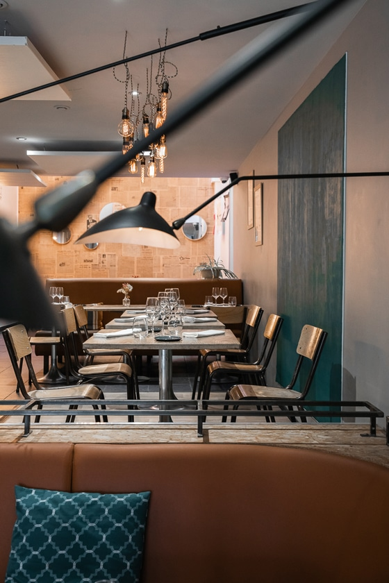 Mets Mots Restaurant Bordeaux
