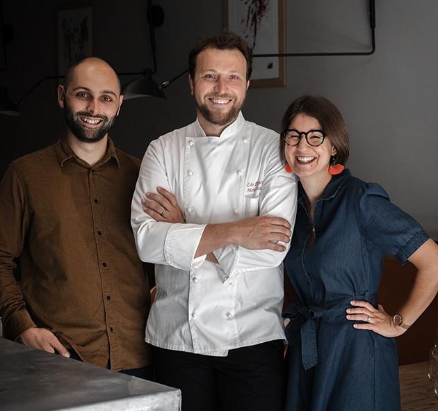 Mets Mots Bordeaux - Le Restaurant
